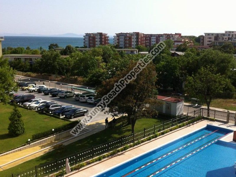 Studios, 1-BR and 2-BR  flats in Elite Ravda in absolute tranquility 100m. from the beach in Ravda