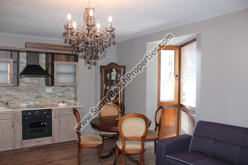 Furnished 1-bedroom apartment for sale in Mountain Lodge, Pamporovo ski resort, Bulgaria