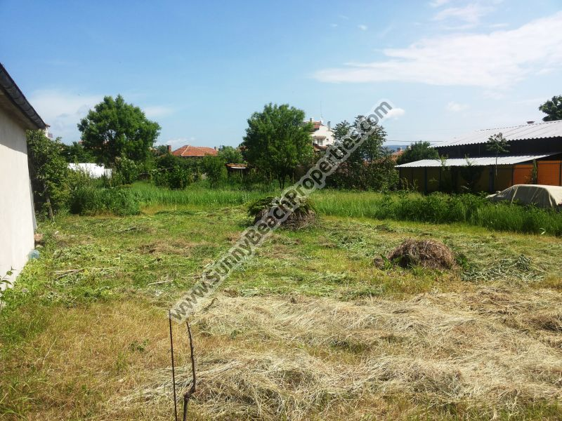 720-m2 plot for sale in Tankovo 10km from the beach in Sunny beach, Bulgaria