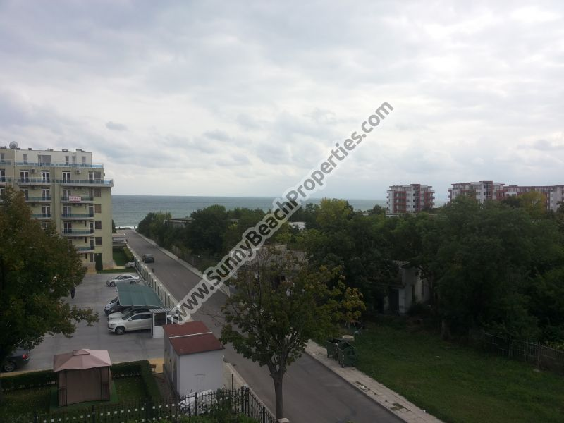 Sea view luxury furnished 2-bedroom apartment for sale  Elite Ravda in absolute tranquility 100m. from the beach in Ravda