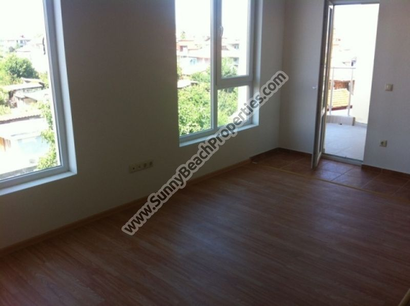 Cheap Studio apartment for sale in residential building in the central part in Ravda 400m. from the beach, Bulgaria