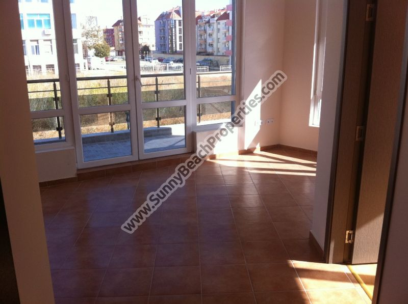 1-bedroom apartment for sale in residential building in Pomorie 350m. from the beach