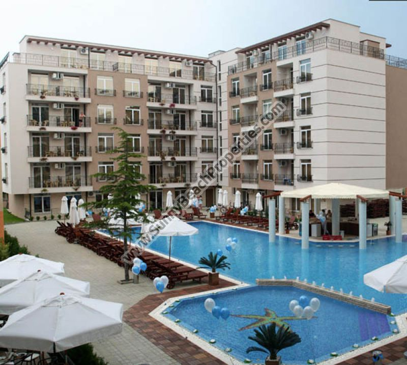 Pool View Spacious Luxury Furnished Studio Apartment For