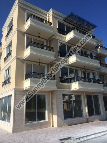 1-bedroom apartments for sale in residential building in Nesebar, 2 min. walk from beach