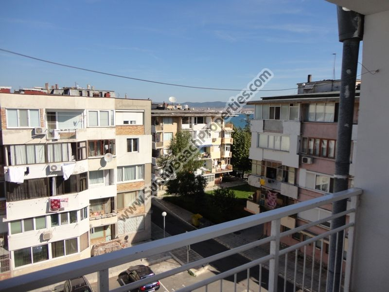 Park view 1-bedroom apartment for sale in residential building in the center of Nessebar, Bulgaria